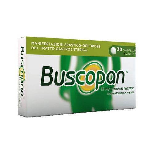 Buscopan 30 cpr riv 10 mg