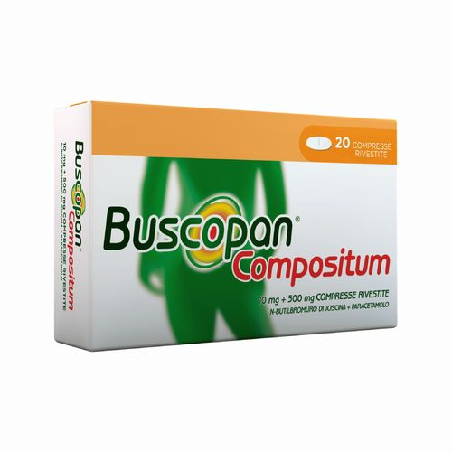 Buscopan Compositum 20 cpr rivestite