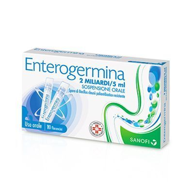 Enterogermina 2miliardi/5ml