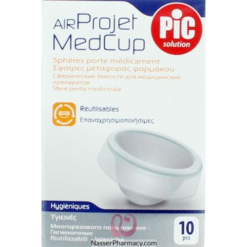 AirProject MedCup