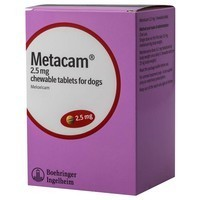 Metacam 2,5 mg cpr