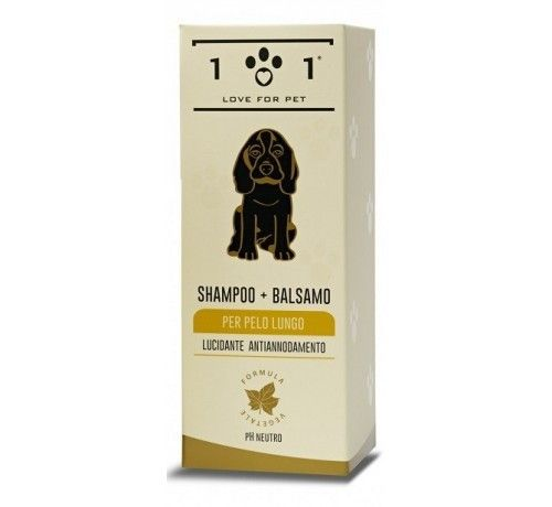 Pet for love shampoo+balsamo